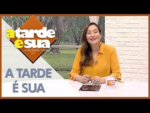 A Tarde é Sua (27/06/18) | Completo