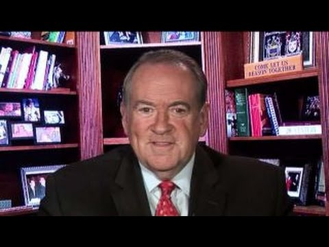 Huckabee: Russia didn't influence the U.S. election