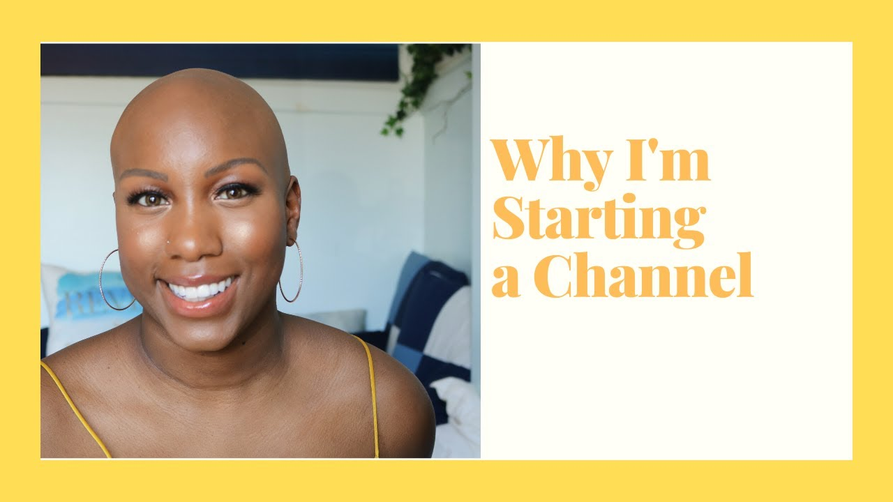 My First YouTube Video| Why I'm Launching a Channel