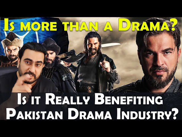 IS Ertugrul Ghazi more than a drama? Is it really benefiting Pakistan Drama Industry?