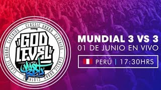 GOD LEVEL FEST PERU 2019 EN VIVO I #GodLevelxBitw