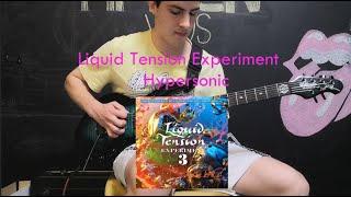 Liquid Tension Experiment - Hypersonic Guitar Cover