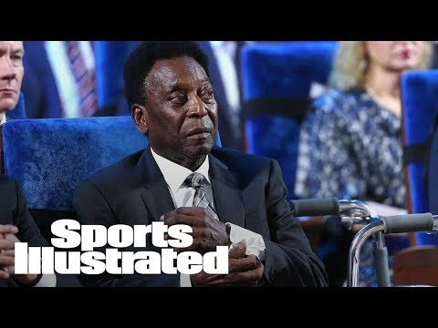 Pele, 77, In Hospital For Exhaustion After Collapsing | SI Wire | Sports Illustrated