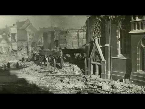 Nijmegen 1944, American bombs on the city