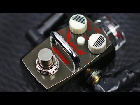 Hotone Audio - Whip Distortion - GUITAR Demo