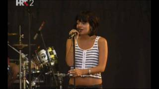 Lily Allen - He wasn't there @ inmusic