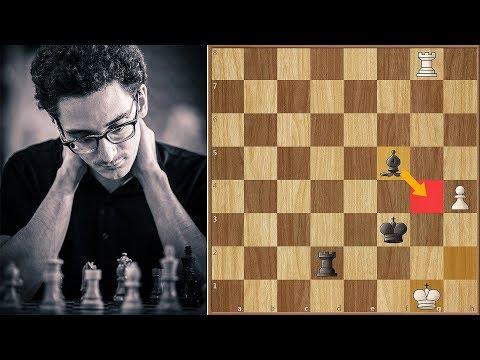 The Impossible Winning Move | Duda vs Caruana | Batumi Chess Olympiad (2018)
