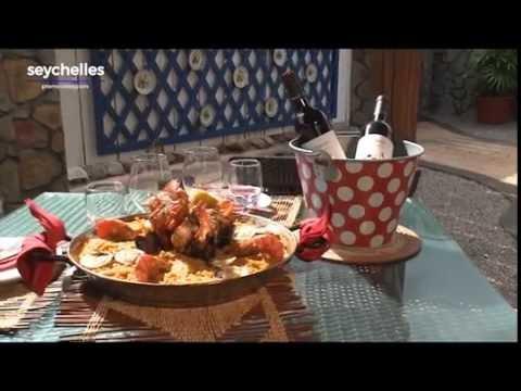 Seychelles Restaurant - Spanish Cuisine - Olé Restaurant - Anse Royale   Mahe