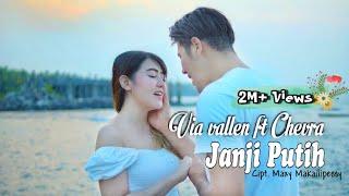 Download lagu Via Vallen feat Chevra - Janji Putih ( Beta Janji Beta Jaga )   Official Music Video