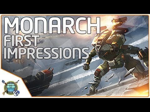 NEW TITAN!  Monarch First Impressions and Overview, Two Full Matches