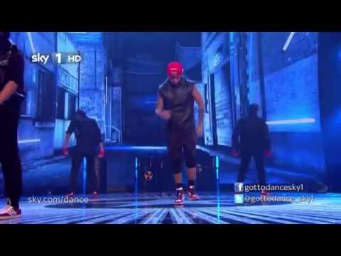 JLS On Got To Dance 2013