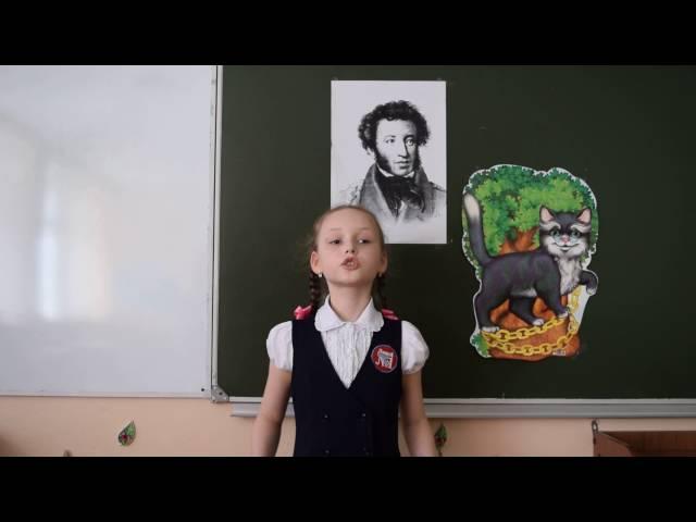 Изображение предпросмотра прочтения – ВладаЕрмолина читает произведение «Зимняя дорога» А.С.Пушкина