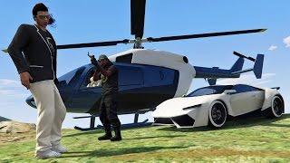 GTA 5 THUG LIFE #113 - CUSTOMIZING CARS AND ASSASSINATING PEOPLE! (GTA 5 Online)