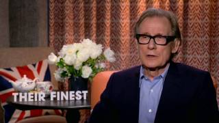 The Finest Interview Bill Nighy