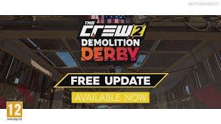 The Crew 2 - Demolition Derby Launch Trailer