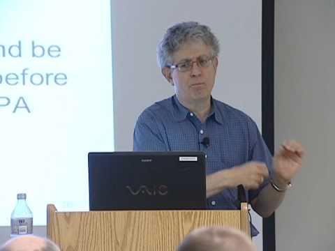 Energy Biosciences Institute Seminar - Daniel A. Farber