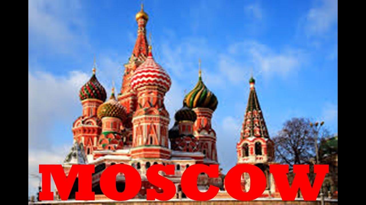 Documental Sobre Moscú Rusia Toda La Información Youtube