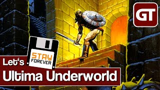 Thumbnail für das Ultima Underworld: The Stygian Abyss Let's Play