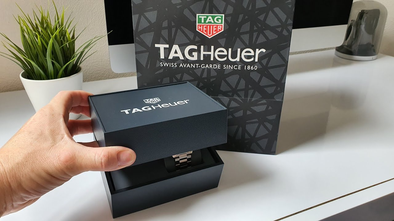 TAG HEUER Formula 1 unboxing,why did I buy a luxury watch?