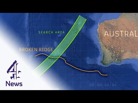The search for Malaysia Airlines flight MH370 one year on | Channel 4 News