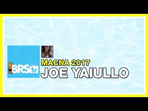 Joe Yaiullo: Bonsai Reef Keeping in a 20,000 Gallon Box | MACNA 2017
