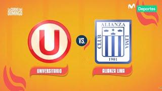 La Carne del Domingo: Universitario de Deportes 2-0 Alianza Lima | Resumen y Goles del Clásico