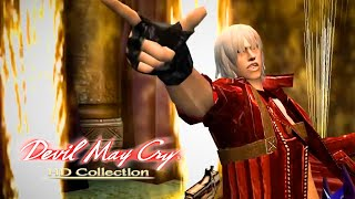 Devil May Cry HD Collection - PC, PS4, Xbox One Release Date Trailer