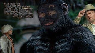 Планета  обезьян 3 ВОЙНА (Антитрейлер)