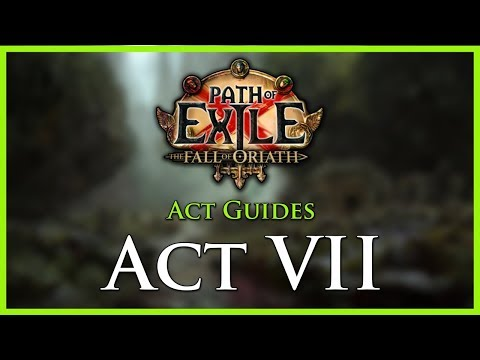 Act7 Leveling Guide – POELab
