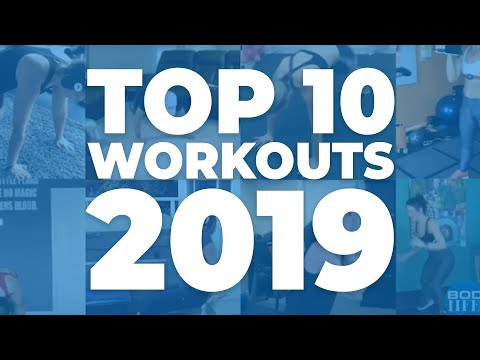 Top 10 Beachbody Workouts of 2019