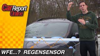 Regen Sensor - Wie funktioniert eigentlich ein Regensensor? - Car Report Online
