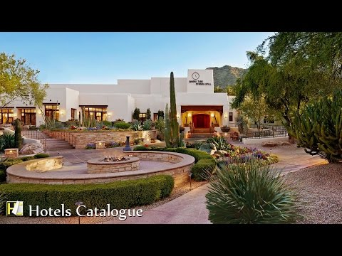 JW Marriott Scottsdale Camelback Inn Resort & Spa Tour