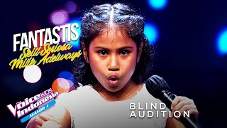 Download Adelways Lay - The Magic Flute | Blind Auditions | The Voice Kids Indonesia Season 4 GTV 2021
