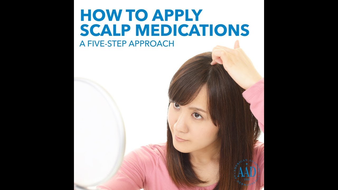Scalp psoriasis | American Academy of Dermatology