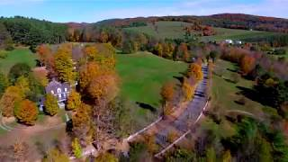 Experience Autumn In Vermont At Twin Farms