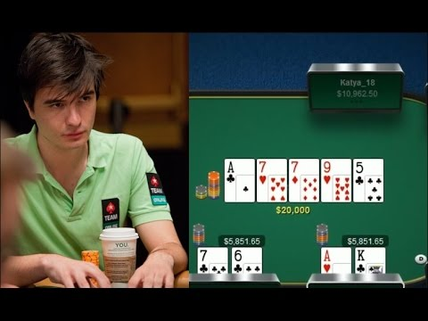 High Stakes Hands Replay | SEB86 (Pot Limit Omaha) | 2012-2011