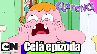 Clarence | Party s přespáním (Celá epizoda) | Cartoon Network
