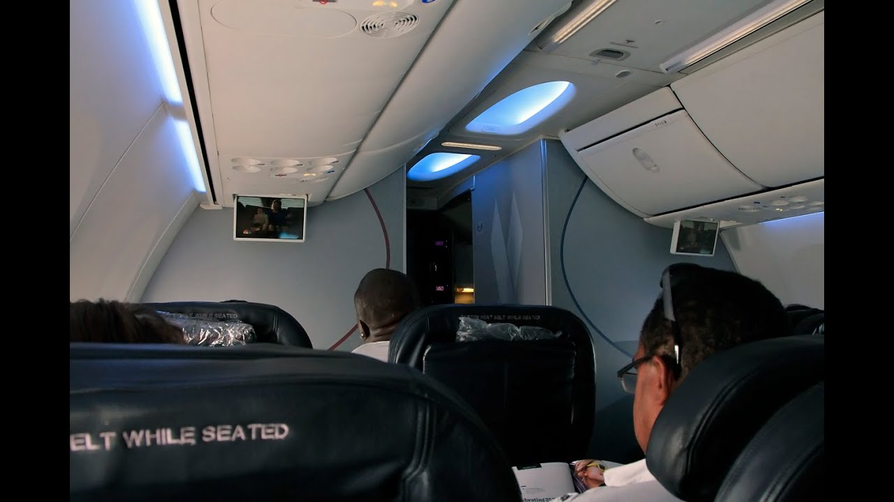 American Airlines Nyc To Miami In Flight Entertainment