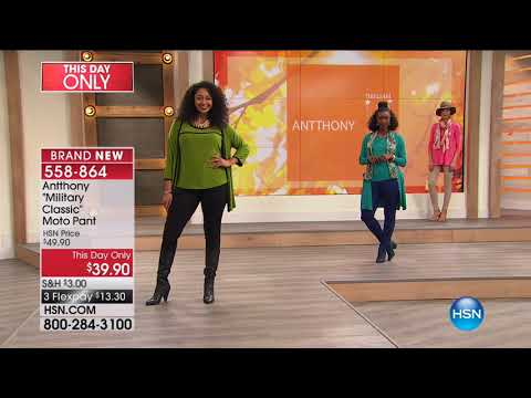 HSN | Antthony Design Original Fashions 09.30.2017 - 02 AM