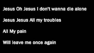 Johnny Cash - Spiritual with Lyrics