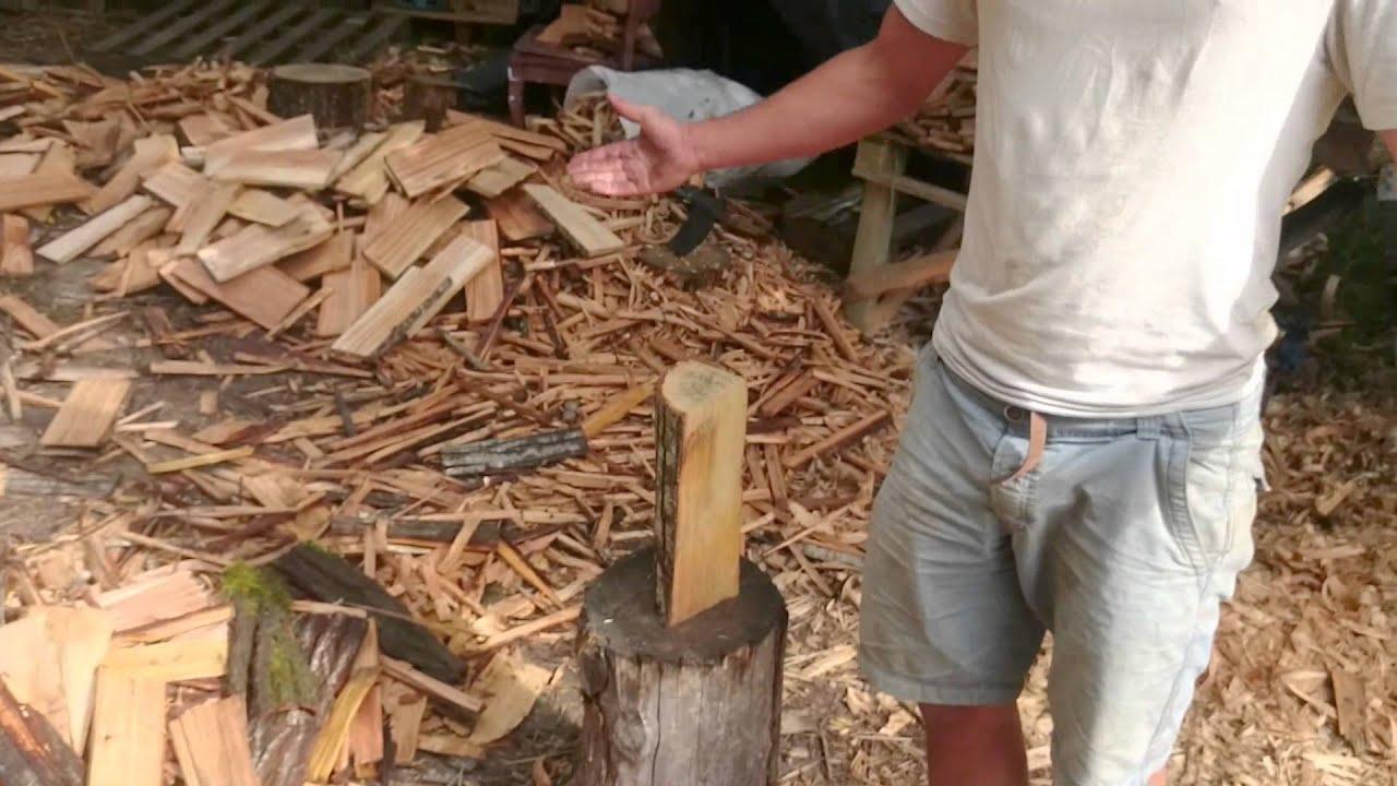 Tuile En Bois Nom comment réaliser des bardeaux( tuiles de bois)