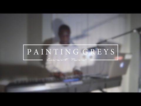 Painting Greys - Emmit Fenn (Gerald Wicks Cover)