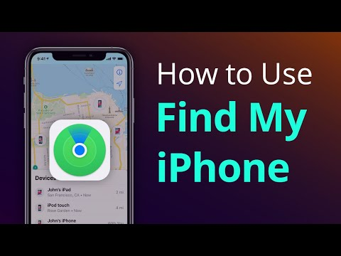 How To Use Find My IPhone [2020]