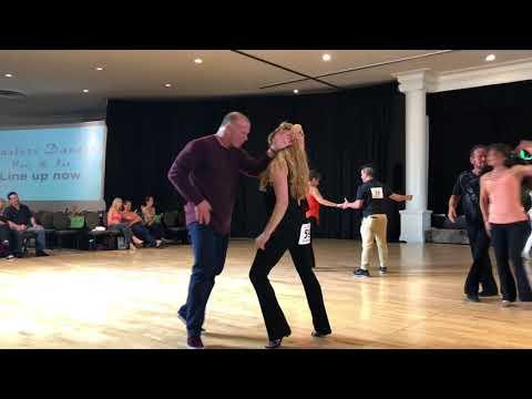 Michael Caro & Denise Gibson Palm Springs Summer Swing Sophisticated J&J 4th PL WINNERS