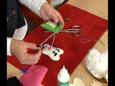 Como hacer una bolsita para el diente del ni o youtube - Como hacer unas fundas para el sofa ...