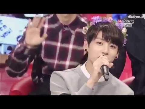 JungKook Singing (Love Is Not Over And Dope) Cut, WHY SO CUTE? ♡