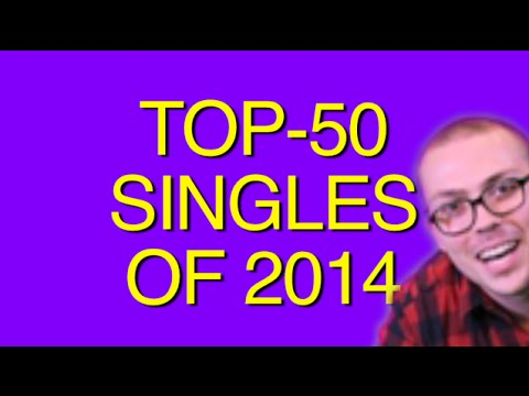 Top-50 Singles of 2014