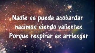 """Calle 13 - La Vida (Respira el momento) """"LETRA"""" :)"""