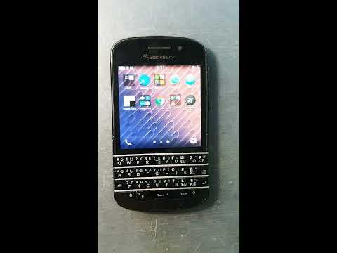 Как решить проблему с Blackberry ID / Как установить VPN на BlackBerry OS 10