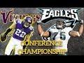 THE EDGE # 17 - Minnesota Vikings vs Philadelphia Eagles - Who Has The Edge?